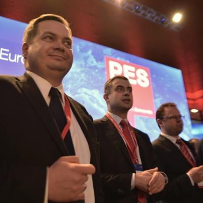 Kongres PES - Rzym 2014