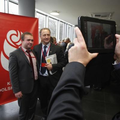 Krajowa Konwencja SLD - Sosnowiec 14.12.2013