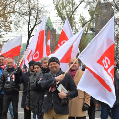 Marsz 11. Listopada Kod Niepodległości