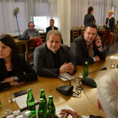 Spotkanie z samorządowcami 25.10.2013